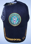 United States Army Embroidered  Ball Cap -  Hat