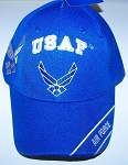United States Air Force Embroidered  Ball Cap -  Hat