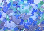 Mixed Color Sea Glass Bulk Bags