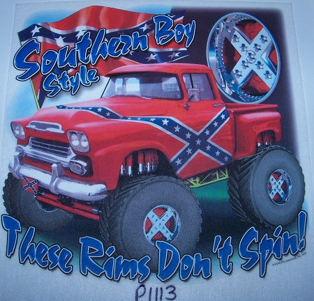 p1113  - Southern boy rims don't spin