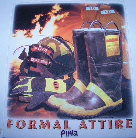 p1142 - firefighter formal attire