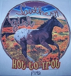 p1192 -  Hot to trot Tshirt