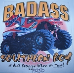p1250 Bad ass southern boy Shirt