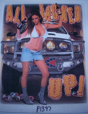 p1397 - All Jacked up Tshirt
